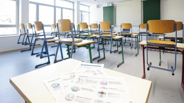 Leere Klassenzimmer sollen bald der Vergangenheit angehören, auch in Baden-Württemberg. Wie belastbar die in Lockdown-Zeiten erhobenen Daten der baden-württembergischen Eltern-Kind-Studie sein werden, wird sich zeigen. (Foto: touristikfoto.com)