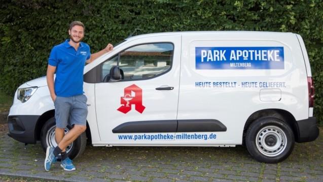Apotheker Thomas Grittmann eröffnet mit 28 Jahren in Miltenberg seine erste Apotheke – Start ist am 19. August 2019. ( r / Foto: Thomas Grittmann)