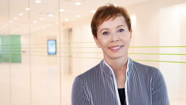 """Erica Mann, OTC-Chefin der Bayer AG: """"Markt stark fragmentiert"""". (Foto: Bayer)"""