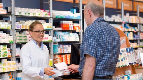 Vor-Ort-Apotheke als kompetente Lotsin im Gesundheitssystem