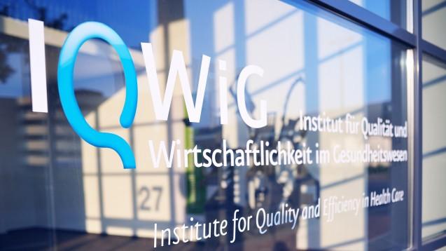 Das IQWiG bewertet im Auftrag des G-BA den Zusatznutzen neuer Arzneimittel. (Foto: IQWiG)