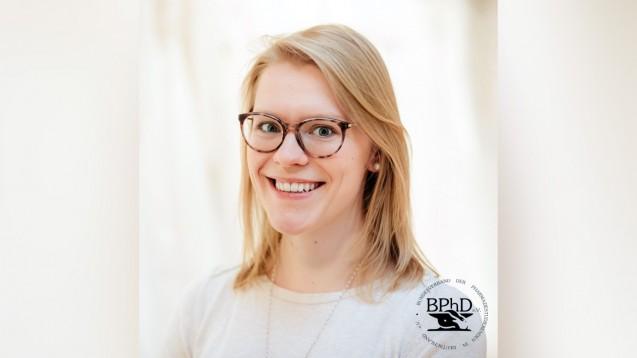 Bianca Partheymüller ist Beauftragte für Lehre und Studium beim Bundesverband der Pharmaziestudierenden in Deutschland. (s / Foto: BPhD/Jasmin Photodesign)