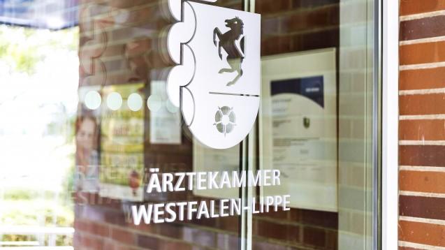 Die Ärztekammer Westfalen-Lippe regt sich gemeinsam mit der KV der Region über die Apothekerkammer Westfalen-Lippe auf, weil diese zu den im Masernschutzgesetz vorgesehenen Modellprojekten zu Grippeschutzimpfungen in Apotheken steht. (Foto: ÄKWL)