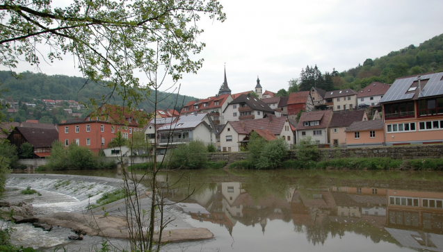 Braunsbach im Mai 2010 (Screenshot Google Maps - xt.dirk - https://goo.gl/maps/LgaxFrNw9vv)