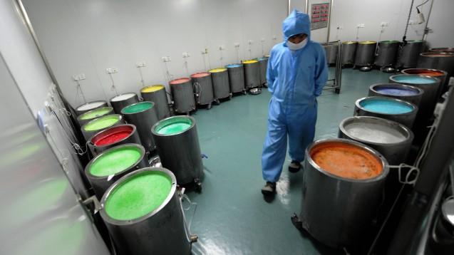 Die US-Arzneimittelbehörde FDA ist eine wichtige Instanz in der Überwachung chinesischer Pharmahersteller. Jetzt zieht die FDA ihre Inspektoren aber wegen des Coronavirus ab. (Symbolfoto: imago images / Xinhua)