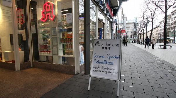 Hessen: Apotheken sollen auch an Ostern testen