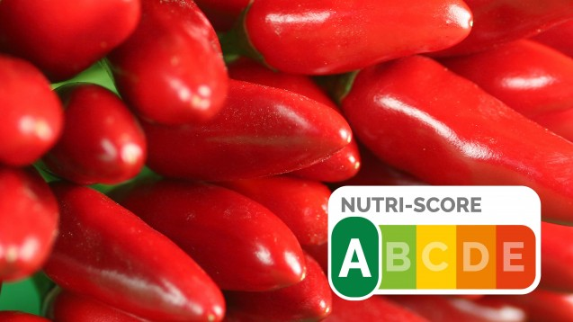Chillis sind wohl gesund. Der Nutri-Score soll ab November für verpackte Lebensmittel in Kraft treten. (Foto: imago images / McPHOTO)