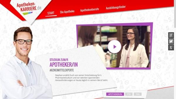 ABDA startet Nachwuchs-Webseite