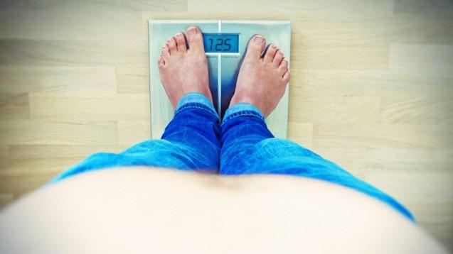 Ab einem BMI von 30 ist das Krankheits- und Sterberisiko meistens erhöht. (Foto: Jürgen Faechle)