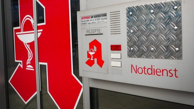 Welche Regelungen müssen Apotheker im Nacht- und Notdienst beachten? (Foto: Imago)
