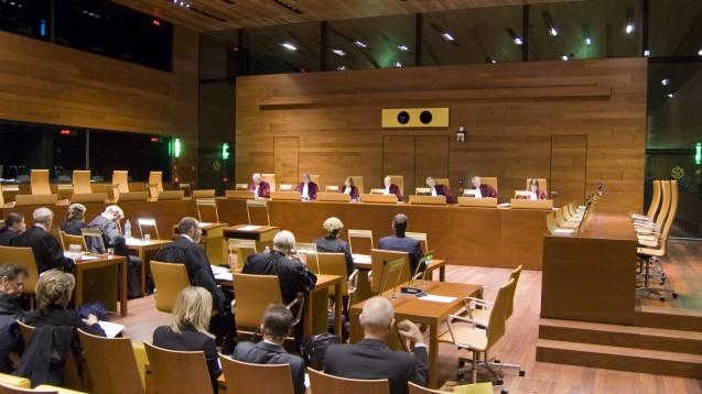 Der Europäische Gerichtshof hat sich erneut mit den Besonderheiten des deutschen Apothekenwesens auseinanderzusetzen. (Bild: EuGH)