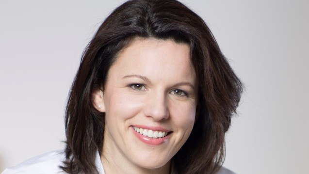 Kein Extra-Honorar: AMTS ist ohnehin Aufgabe der Apotheker, findet die CDU-Politikerin Dr. Katja Leikert. (Foto: L. Chaperon)