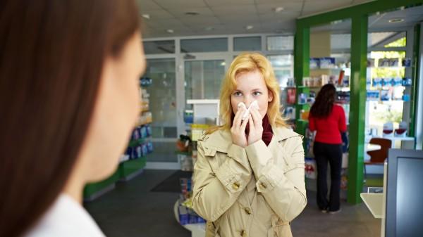 Erkältungsmittel: Apotheker spüren die Konkurrenz der Versender