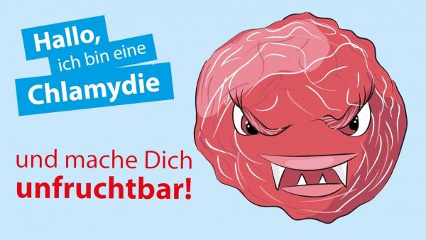 Kammer startet Info-Kampagne über Chlamydieninfektionen