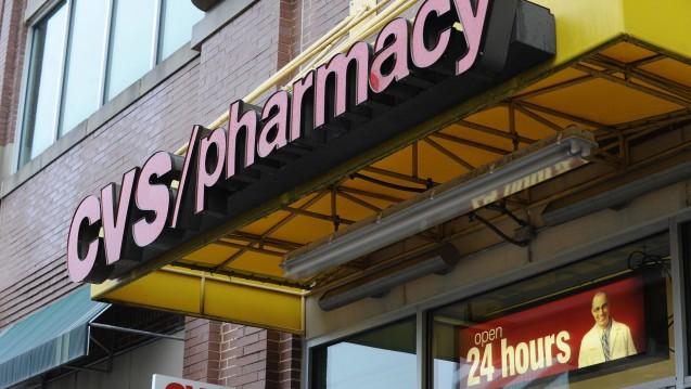Die US-Apothekenkette CVS bietet ihren Kunden jetzt die Belieferung innerhalb von Stunden an. (Foto: Imago)