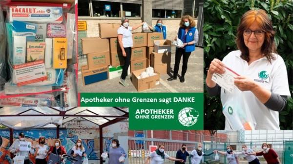 10.200 Alltagshygiene-Tüten an Bedürftige verteilt