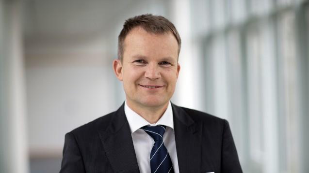 TK-Chef Jens Baas bleibt der Spitzenverdiener unter den Kassen-Managen. (Foto: TK)