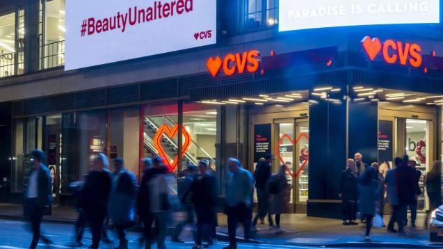 Immer wieder kommt es zu Abgabefehlern bei Apothekenketten wie CVS, Walgreens oder Rite Aid. Nun hat die Aufsichtsbehörde Geldstrafen und Auflagen gegen CVS verhängt. (x / Foto: imago images / Levine-Roberts)