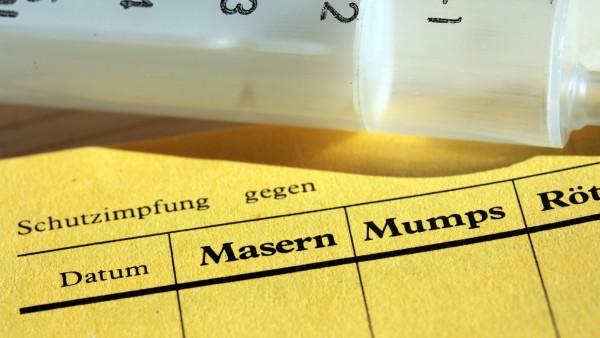 Mehr Masernimpfungen bei Erwachsenen