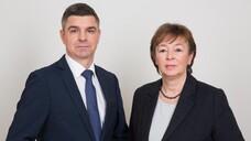Andreas May und Tanja Kratt wurden an der Adexa-Spitze bestätigt. (Foto: Adexa)