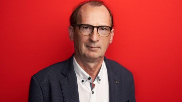 Lutz Kromke kandidiert als Direktkandidat für die SPD bei der Landtagswahl in Thüringen. Sein Lieblingsthema: die Apotheke vor Ort. (Foto: Kromke)