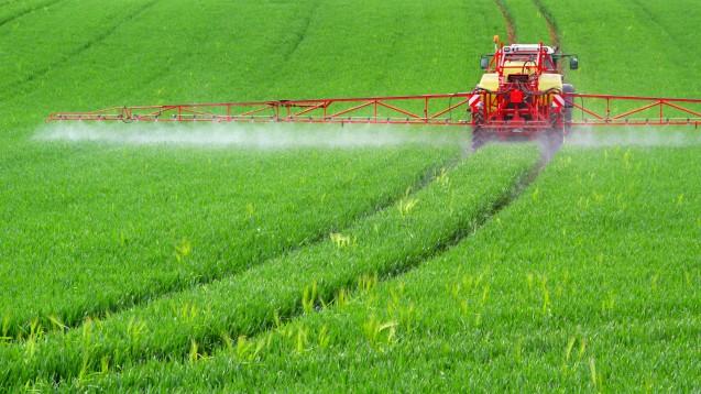 Laut Umweltbundesamt wurden im Jahr 2012 bundesweit knapp 6000 Tonnen Glyphosat verwendet. (Foto:  farbkombinat / Fotolia)
