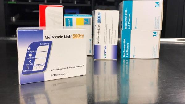 Vorerst keine Metformin-Rückrufe – Prüfungen laufen
