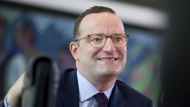 Jens Spahn will CDU-Vorsitzender werden. (Foto: imago)