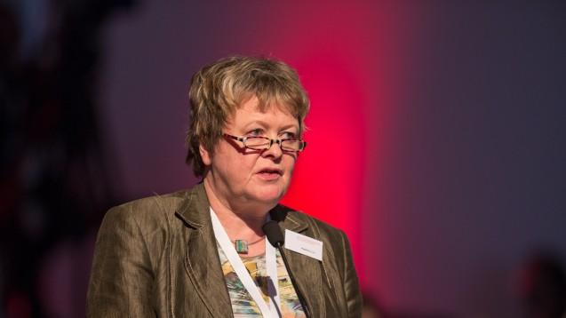 Niedersachsens Kammerpräsidentin Magdalene Linz kritisiert DocMorris und die FDP scharf.(Foto: Schelbert)