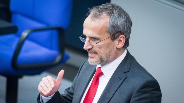 Michael Hennrich will nicht gesundheitspolitischer Sprecher der Unionsfraktion bleiben. (s / Foto: IMAGO / Christian Spicker)