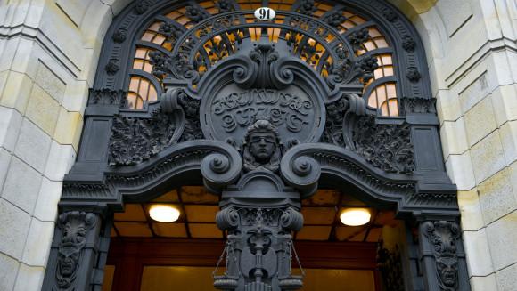 Beim Kriminalgericht in Berlin sitzen diese Woche auch Apotheker auf der Anklagebank. (Foto: P. Külker)