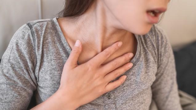 Woran erkennt man Corona? Cochrane-Autoren haben untersucht, ob COVID-19 anhand bestimmter Symptome und einer medizinischen Untersuchung genau diagnostiziert werden kann. (Foto:Maridav / stock.adobe.com)