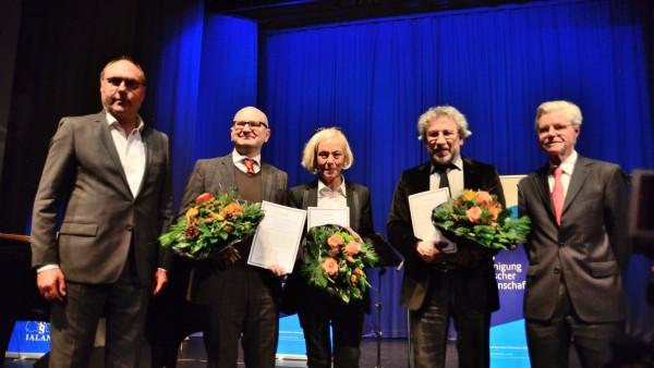 Whistleblower-Preis für ehemalige Mitarbeiter der Zyto-Apotheke