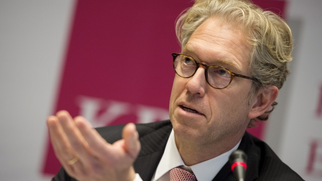 Kassen sollen nur zahlen dürfen, wofür es einen klaren Nutzen gibt, fordert Andreas Gassen, Chef der Kassenärztlichen Bundesvereinigung. (Foto:dpa)