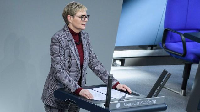 Sabine Dittmar (SPD): Das VOASG wird nach der Sommerpause den Bundestag erreichen. (Foto: imago images / Christian Spicker)