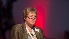 Kammerpräsidentin Magdalene Linz fordert Korrekturen am E-Health-Gesetzentwurf. (Foto: A. Schelbert/DAZ)