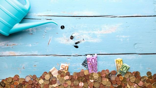 Einfach nur fleißig gießen und dann wächst es schon? Bei Geld klappt das eher nicht, trotzdem hat sich das mit demApotheken-Stärkungsgesetz in Aussicht gestellte Geld vermehrt. (Foto:M.Dörr&M.Frommherz/stock.adobe.com)