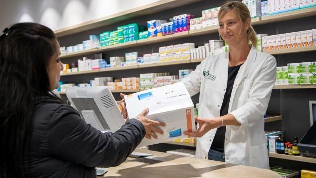 Medizinprodukte wie Inhalationsgeräte müssen regelmäßig kontrolliert werden. (Foto: Schelbert)