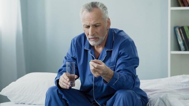 Sexuelle Dysfunktionen – die unter Finasterid-Therapie auftreten können – bestehen nach dem Absetzen teilweise länger als zehn Jahre fort. (c / Foto:mostockfootage / stock.adobe.com)