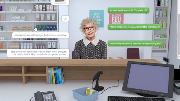 Virtuelle Apotheke als Übungsplattform für Würzburger Studierende