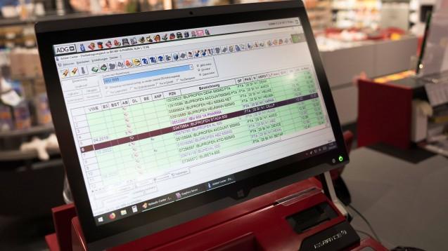 Die ADG-Warenwirtschaftssysteme A 3000 und S 3000 können nun direkt an ia.de angebunden werden. (Foto: IMAGO / Uwe Steinert)