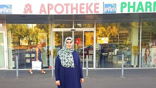 Mehtap Özkay-Başaran ist seit vier Jahren PTA und bewarb sich auf ein Stellenangebot der PAM-Apotheke im hessischen Obertshausen. (b / Foto: privat)
