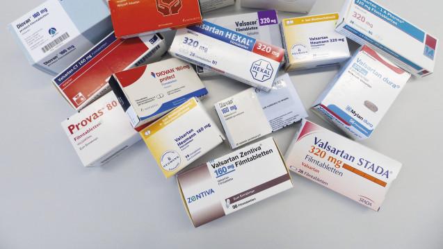 Die europaweiten Valsartan- Rückrufe lassen Gesundheitspolitiker an den geltenden Qualitätsstandards für Wirkstoffe zweifeln. Die Bundesregierung schiebt die Verantworung in vielen Punkten auf die Fertigarzneimittelhersteller. (Foto: DAZ/du)
