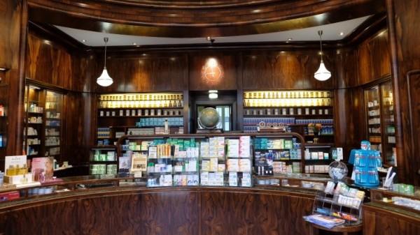Medikamente für englische Schiffe – so fing alles an