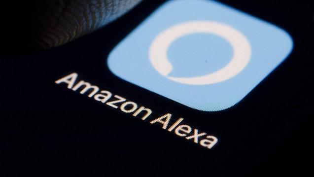 Amazons Sprachassistent Alexa soll künftig in Großbritannien auch Gesundheitsinformationen vermitteln, in Kooperation mit dem britischen Gesundheitsdienst NHS. (c / Foto: imago images / photothek)