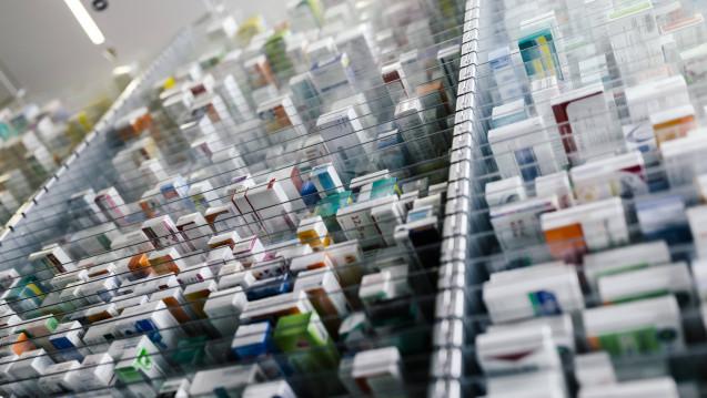 Kommissionierautomaten sind in Apotheken üblich, im Gegensatz zu anderen Einzelhändlern. (Foto: imago)