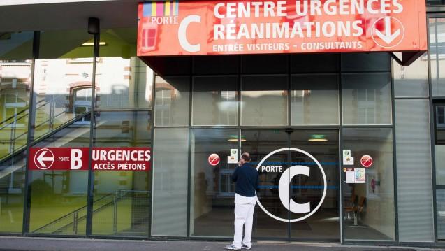 """Uniklinik Rennes: Der später verstorbene Proband wurde """"im ernsten Zustand"""" eingeliefert – vier weitere leiden ein Jahr später noch an neurologischen Nebenwirkungen. (Foto: dpa)"""