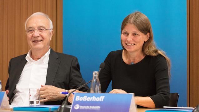 """Prof. Anja  Katrin Boßerhoff, Vorsitzende des Fachausschusses  """"Medizinische/Wissenschaftliche Nachwuchsförderung"""" der Krebshilfe, beschwert sich über einen eklatanten Mangel an Nachwuchswissenschaftlern. ( r / Foto: Imago)"""