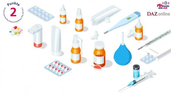 Live-Webinar: Arzneiformen richtig anwenden