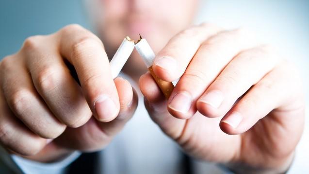 Zahlreiche Angebote, unter anderem im Internet, unterstützten Menschen, wenn sie mit dem Rauchen aufhören möchten. (Foto: Rumkugel / AdobeStock)